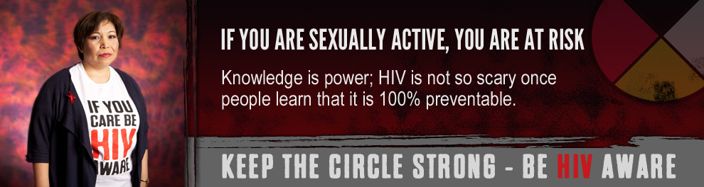 If you are sexually active you are at risk