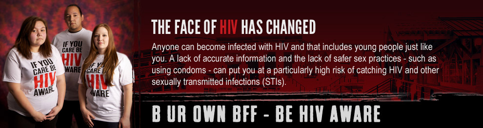 The face of HIV has changed