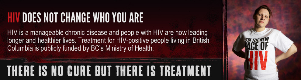 HIV does not change who you are