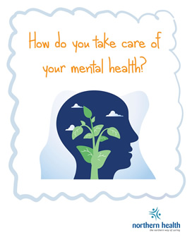 How do you take care of your mental health?