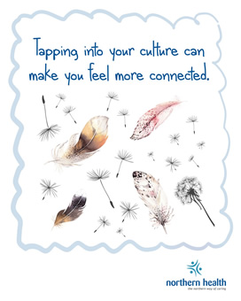 Tapping into your culture can make you feel more connected.