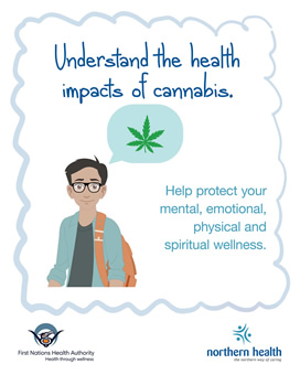Understand the health impacts of cannabis.