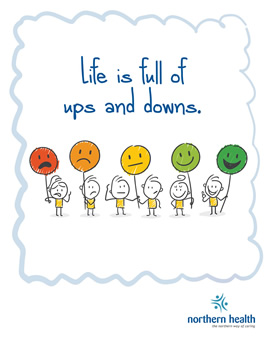 Life is full of ups and downs.