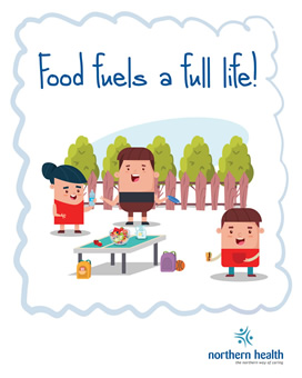 Food fuels a full life!