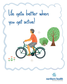 Life gets better when you get active!