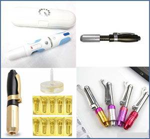 Needle Free Filler Devices