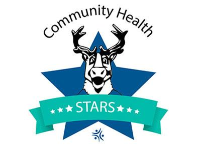 Community Health Stars logo
